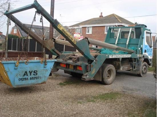 Your Best Skip Hire Services Bournemouth