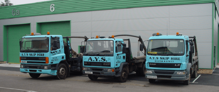 Welcome To Dorset's Best Skip Hire - AYS