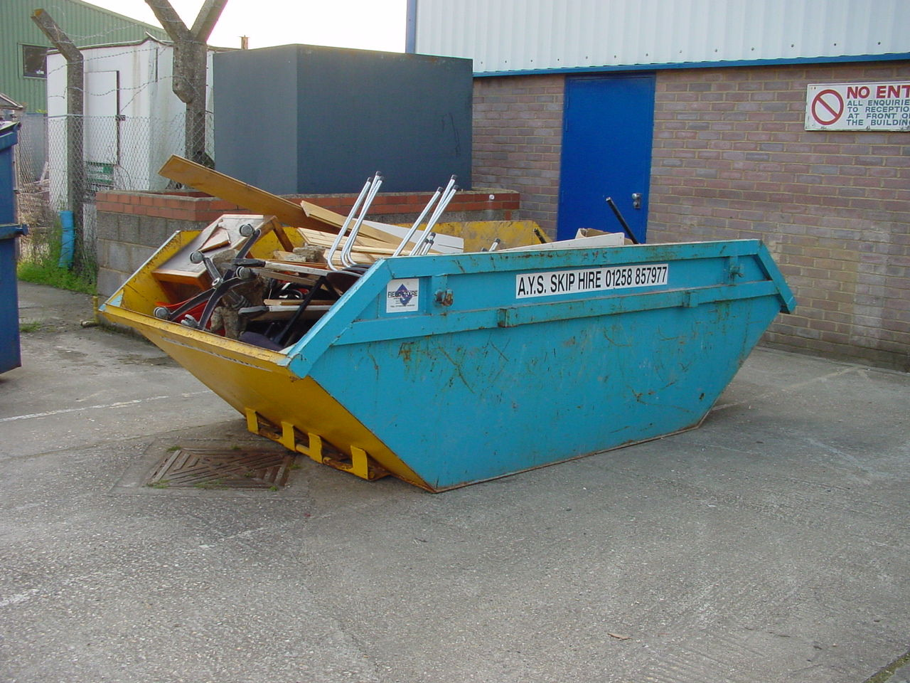 skip hire prices Bournemouth