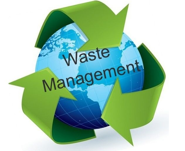 Waste management recycling and rubbish clearance ays for Waste materials