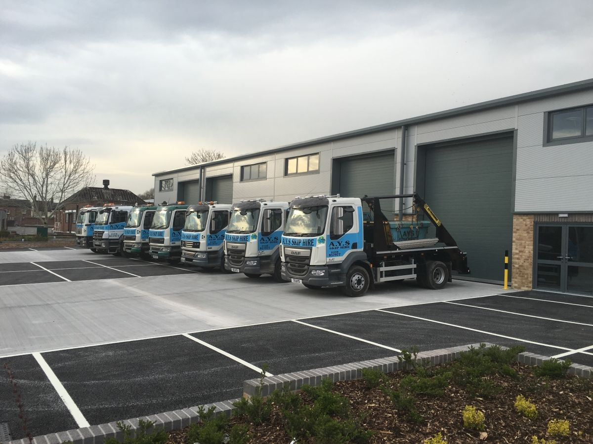 AYS Skip Hire Business in Dorset